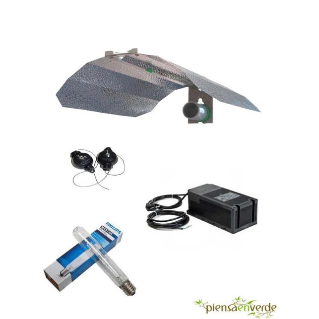 Kit de iluminación 600W Philips Green Power Mixto