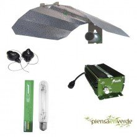 Kit de iluminación Electrónico 600W Sylvania Grolux Mixto