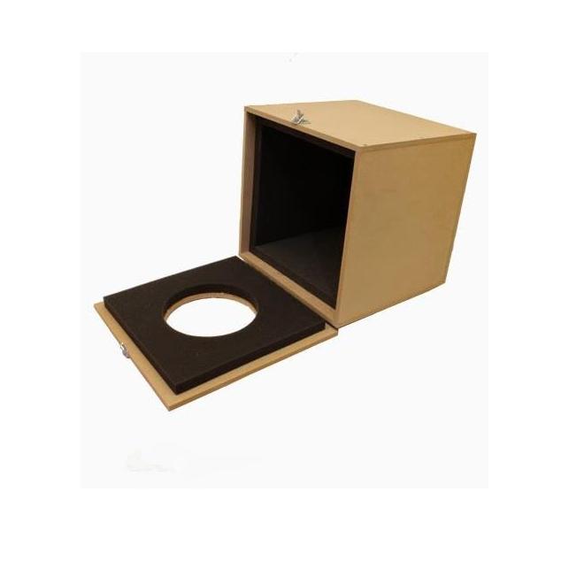 Caja anti-ruido para extractor