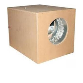 Caja Madera MDF Air Box One