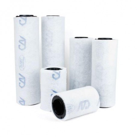 Carbon Filters Can Filter plastic