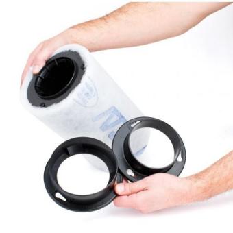 Filtros de Carbón Antiolor Can Filter de Plástico