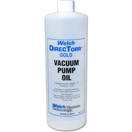 Aceite mineral bomba vacío