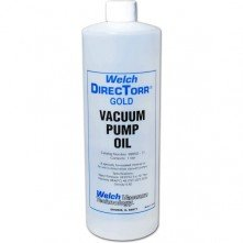 Vacuum pump mineral oil