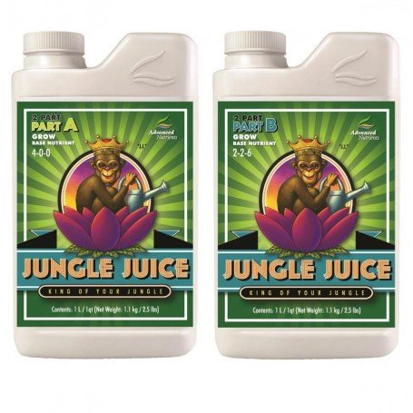 Jungle Juice Grow A + B