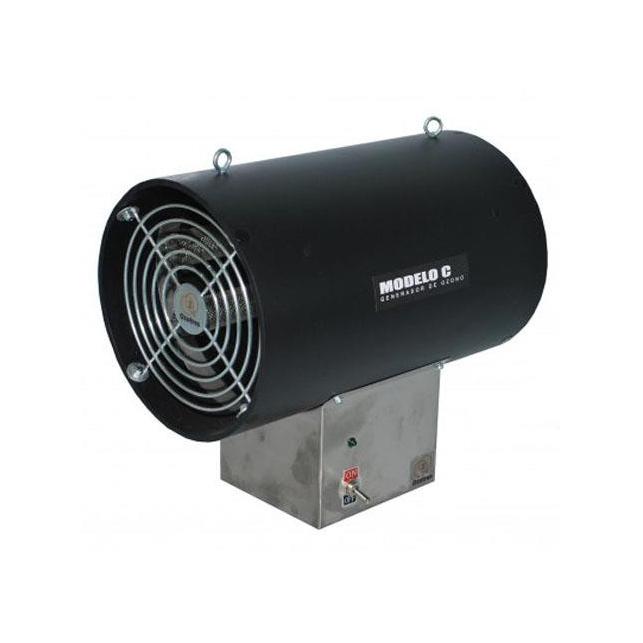 Ozonizador de aire/Generador de ozono por conducto Ozotres 150mm (C2)
