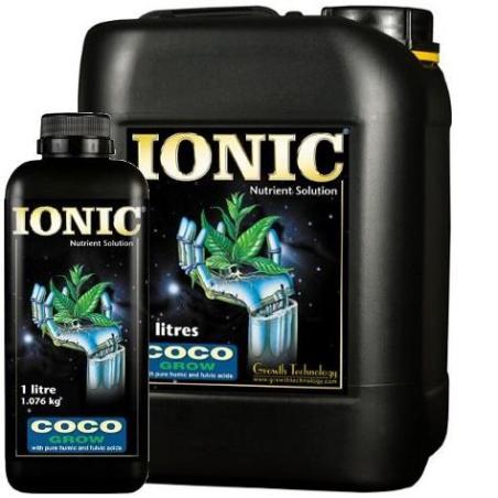 Coco Grow Ionic