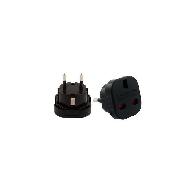 UK plug adapter for Europe