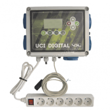 Culture UCI Digital Controller Temperature and Humidity