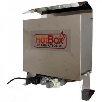 Generador CO2 HotBox