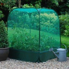 Mesh cover Pop UP Grow Bed
