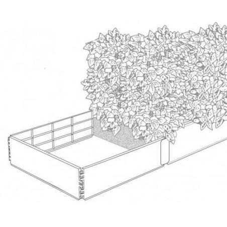 Kit de extensión para sistema de cultivo Garland Grow Bed G94 (G109)