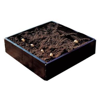 Culture system / Urban Garden Garland Grow Bed 98x98x25cm 230L (G94)
