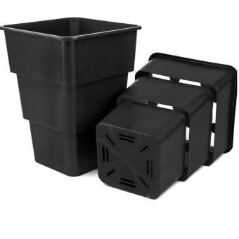 Pot carré Air Max de 7 litres