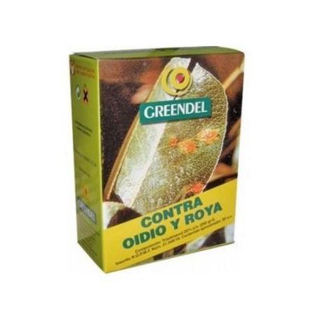 Fungicida Greendel Anti Oidio / contra Roya para Cultivo (30 c.c)