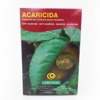 Insecticida Anti Acaricida / Tetraníquidos Greendel Dico Green (25 c.c)