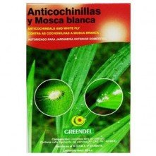 Insecticide Greendel Anti Cochineal / White Fly / Pest (50 c.c)