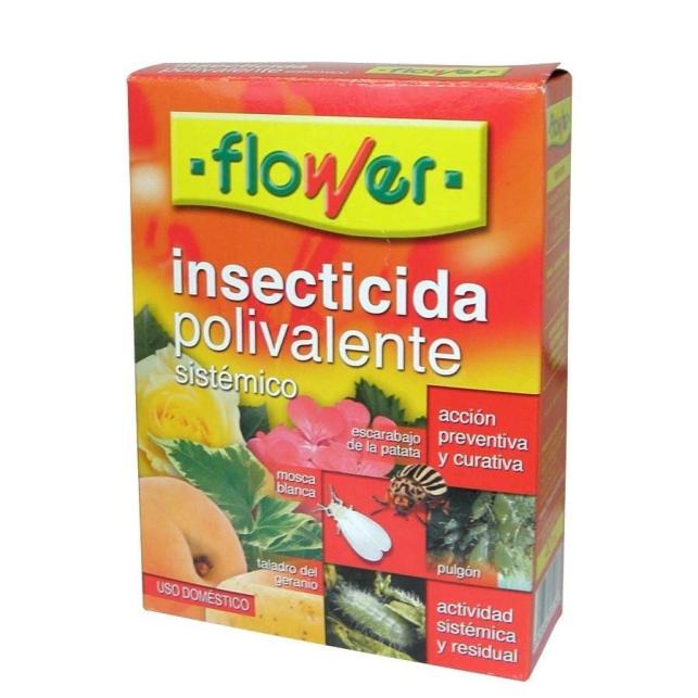 Insecticida polivalente sistémico