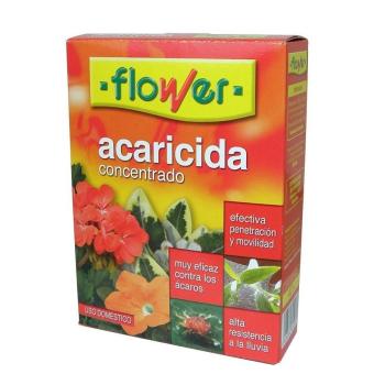 Acaricida/Insecticida Concentrado Flower (40 ML)