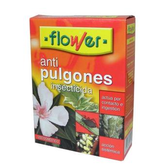 Antipulgones insecticida Flower (50ml)