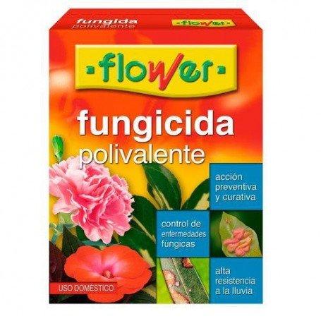 Polyvalent Fungicide Flower