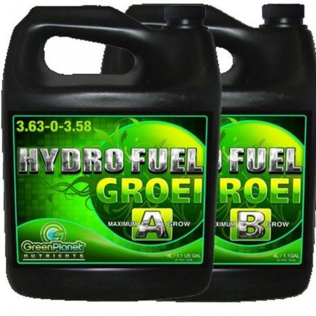 Hydro Fuel Grow A+B Green Planet
