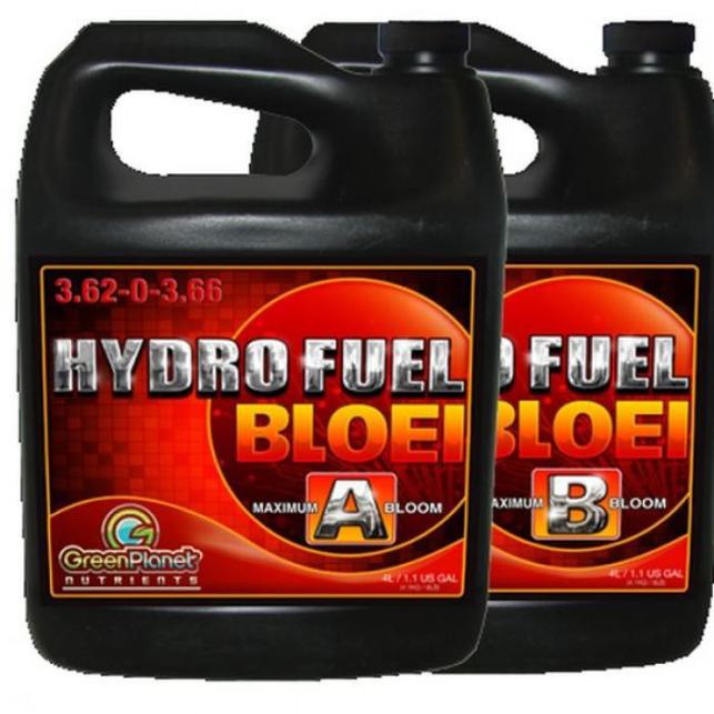 Hydro Fuel Bloom A+B Green Planet