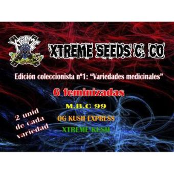 Edición Coleccionista 1 Xtreme Seeds