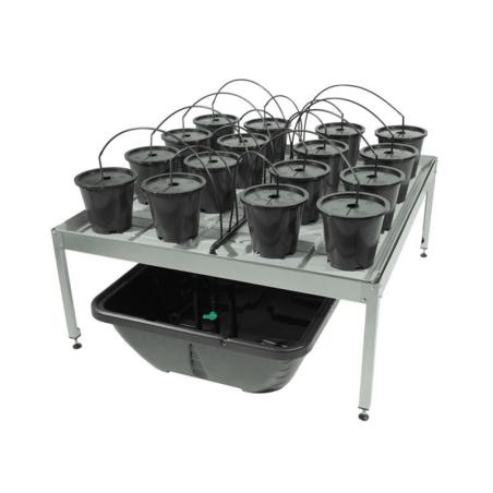 Aero Grow Dansk Table L aeroponik systems