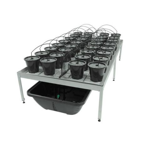Aero Grow Dansk Table XL aeroponik systems