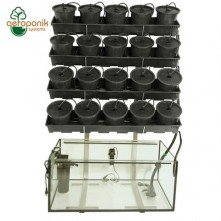 Aqua Vertical Grow aeroponik systems