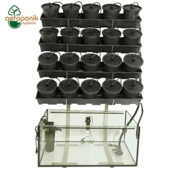 Aqua Vertical Grow aeroponik systems