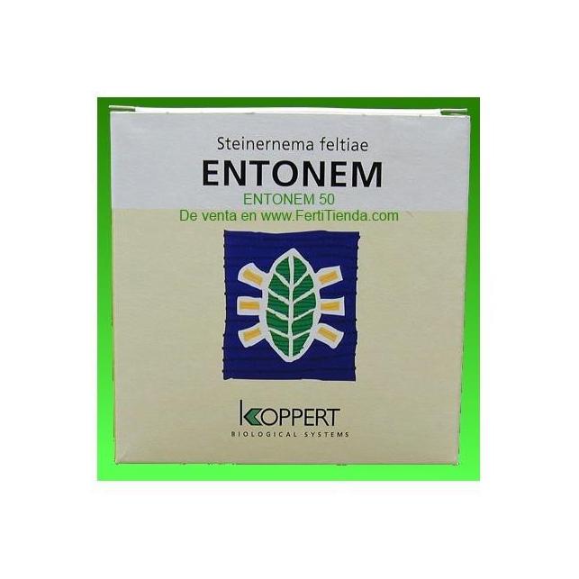 Entonem (Steinernema feltiae) against mulch fly