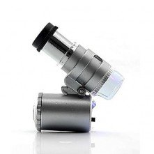 Microscope 60X Led pour Iphone VDL