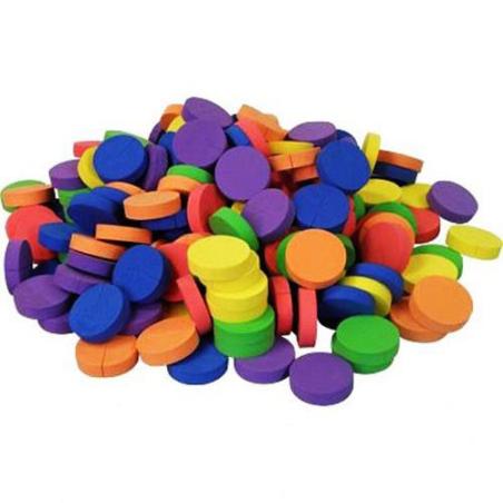 Discos Neopreno 55mm de Colores Neptune Hydroponics