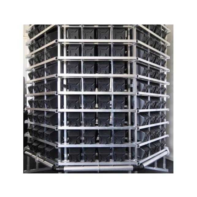 Pi-Rack Sistema Vertical Hidropónico
