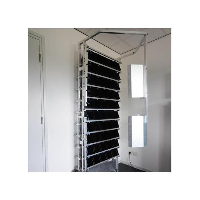 Pi-Wall Sistema Vertical Hidropónico