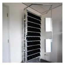 Pi-Wall Vertical Hydroponic System