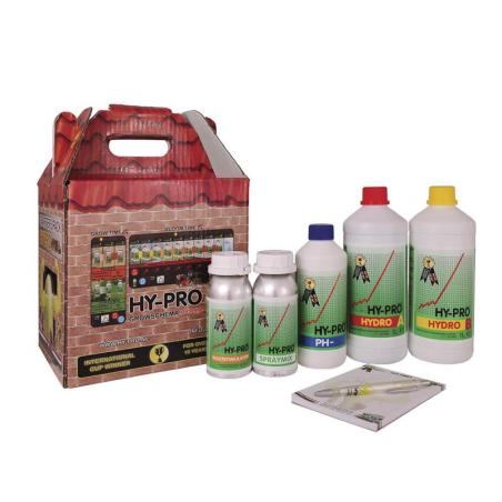 Pack de cultivo Hydro HY-PRO