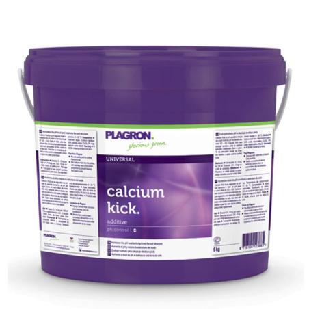 Calcium Kick Plagron / Corrector Ph Rico en Calcio / Regulador de Suelo