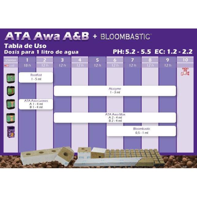 ATAMI BLOOMBASTIC BOX ATA/AWA