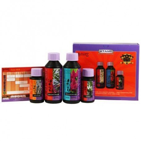 B´CUZZ COCO BOOSTER PACKAGE