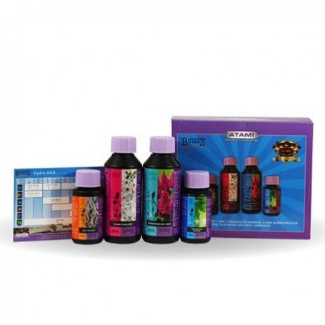 B´CUZZ HYDRO BOOSTER PACKAGE