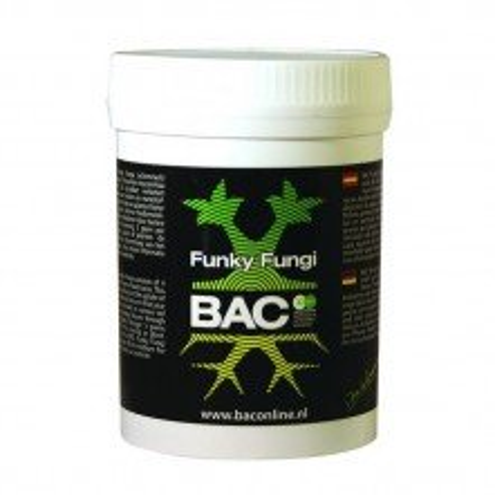 Funki Fungi B.A.C / Estimulador de sustrato a base de Mycorrizas