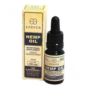 CBD Oil (3%) Endoca