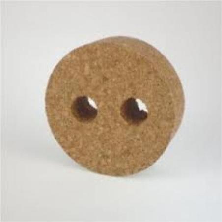 Cork Verdamper Reizer 2 holes