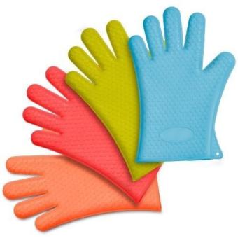 Gant silicone pour BHO
