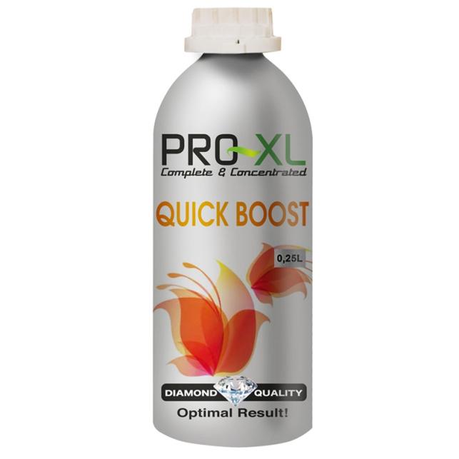 Pro-xl Quick Boost