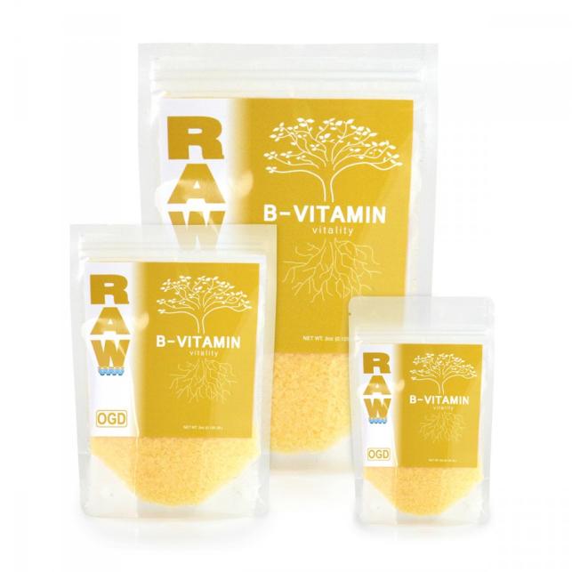 Vitaminas B Raw Solubles