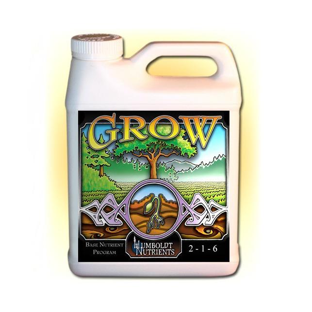 Grow Humboldt Nutrients